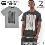 ジースター ロウ【G-STAR RAW】Pertos T-Shirt D05361.8415 メンズ トップス 半袖 Tシャツ Raven / Charcoal