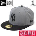 NEW ERAニューエラ /ベースボール キャップ ニューヨーク ヤンキース New York Yankees 59fifty  /帽子 メンズ レディース【送料無料】