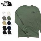 ザ・ノース・フェイス【THE NORTH FACE】Men's Long Sleeve Hit Tee メンズ 長袖 ロンT Tシャツ ロゴ US規格【ネコポス発送のみ送料無料】