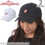 ザ・ローリングストーンズ/THE ROLLING STONES CAP キャップ 帽子  ユニセックス ブリムキャップ バンド正規品  アジャスタブル