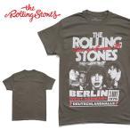 ザ・ローリングストーンズ/THE ROLLING STONES EUROPE '76 Tee グレー Tシャツ ロックT バンドT ヒップホップ ロゴT 正規品 本物
