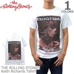 ザ・ローリングストーンズ/THE ROLLING STONES Keith Richards キースリチャーズ WHITE/ホワイト Tシャツ ロックT バンドT ヒップホップ ロゴT 正規品 本物