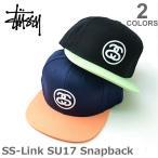 ステューシー/STUSSY 131704 SS-LINK SU17 CAP キャップ ストリート スチューシー ステューシー stussy