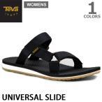 テバ Teva Women's UNIVERSAL SLIDE レディース スポーツサンダル オリジナルユニバーサル Women  1010170 ブラック スポサン 限定