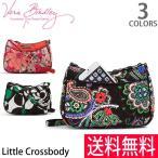 ヴェラブラッドリー【vera bradley】【メール便発送】Little Crossbody 15455 キルティング ショルダーバッグ レディース 小さ目トート