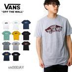 バンズ/VANS Vans BASIC S/S T-Shirt メンズ トップス プレゼント 半袖 Tシャツ ベーシック VN000JAY BLACK/WHITE