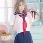 【即日発送】 ハロウィン コスプレ 衣装 3点セット 制服 セーラー服  衣装 costume323