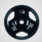 オリンピックプレート 25.0KG / ダンベル バーベル プレート 重り 筋トレ 筋力 筋肉家トレ 自宅トレーニング 家庭用