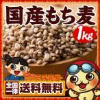 もち麦 国産もち麦 国内産もち麦 1kg(500g×2) 送料無料
