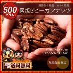 ピーカンナッツ 500g 無添加 素焼き ぺカンナッツ 送料無料 セール