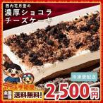 濃厚 ショコラチーズケーキ 送料無料 わけあり 訳あり ワケあり
