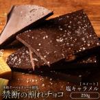 割れチョコ 訳あり スイート塩キャラメル 240g クーベルチュール使用 送料無料 チョコレート ケーキ スイーツ ポイント消化 お試し グルメ