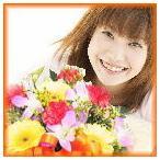 5000円バージョン 季節のお花アレンジメント 誕生日 記念日 画像配信OK