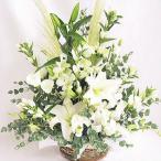 お供え お悔み お盆  花 フラワーアレンジメントWW010