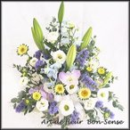 お供え 花 フラワーアレンジメントMIX018