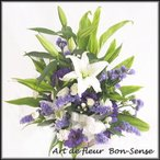 お供え 花 フラワーアレンジメントMW023
