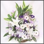お供え お悔み お盆  花 フラワーアレンジメントWM042