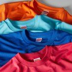オリジナル Tシャツ 格安 作成 安い 制作 文字 プリント 1枚から 半袖 ドライ UnitedAthle 5900-01