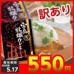 訳あり 宮島牡蠣カレー ココナッツ風味 OS-16  レトルトカレー アウトレット 賞味期限間近
