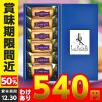 訳あり スイーツ フレンチの鉄人 坂井宏行 レーズンサンド6個入り 6374 洋菓子 焼き菓子 賞味期限間近