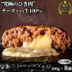 和牛ハンバーグ冷凍200gチーズin 6個 送料無料(本州) 肉 ご飯のお供 ホワイトデーに
