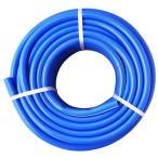 散水ホース/水まきホース 〔30m〕 ホース内径:15mm 耐圧仕様 防藻 ホワイトライン入り 『アレス』