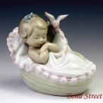 リヤドロ(Lladro リアドロ 陶器人形 置物) 赤ちゃん 私の夢#ldr-6710