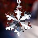 スワロフスキー(Swarovski) クリスマスオーナメント クリスマスオーナメント 2016年度限定品 #swv5180210