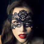 仮面 マスク マスカレード ベネチアンマスク アイマスク レース 透かし彫り コスチューム ダンス衣装 パーティー小物 ゴスロリ ゴシック