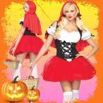 【即納】【送料無料】赤ずきん クリスマス 仮装 衣装 コスチューム 女性用 レディース