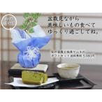 父の日 盆栽とお菓子のセット 瑠璃紺和鉢  樹齢 3年 本場四国 ブランド 人気 ランキング 60代 70代 bonsai ぼんさい 鉢植え 植物 和 癒し ケーキ ギフト