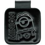 [MINIONS]ズレ防止ストッパー付シングルクッション 『ミニオンプレス』 (約45×45cm)ブラック