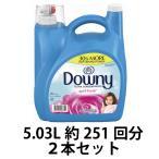 ショッピングダウニー ダウニー エイプリルフレッシュ 洗濯柔軟剤   (Downy April Fresh)  (5.03L/約197回分) 2本セット (ウルトラダウニー柔軟剤)