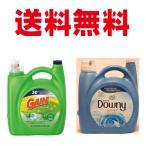 ショッピングダウニー ゲインオリジナルセント(6.65L/約146回分/添加酵素30%増量洗剤)とダウニー クリーンブリーズ(5.03L)アメリカ製洗剤と柔軟剤のセット