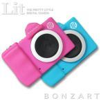 トイカメラ BONZART Lit+ 背面液晶付き ミニカメラ
