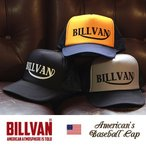 ショッピングキャップ キャップ BILLVAN オールドアメリカン メッシュキャップ BILLVAN−0811 ビルバン メンズ アメカジ
