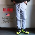 BILLVAN ビルバン カラー・スウェット裏毛 ジョガーパンツ メンズ アメカジ
