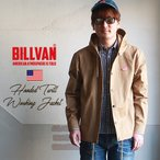 BILLVAN ヘビーウエポン・ツイル パーカージャケット ビルバン アメカジ
