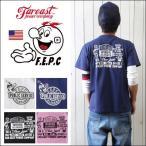 Tシャツ  FEPC PUBLIC SERVICEアメカジ プリント ヘビーTシャツ FEPC0014 メンズ アメカジ 2018春夏