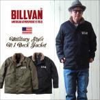 ジャケット BILLVANビルバン ヘビーツイル N�1 デッキジャケット メンズ アメカジ 送料無料 冬物
