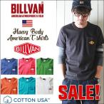 Tシャツ BILLVAN ポケット付きダイヤロゴ ヘビーTシャツ 290112 ビルバン メンズ アメカジ