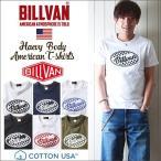 Tシャツ BILLVAN アメリカンスタンダード チェッカーロゴ プリントTシャツ 290327 ビルバン メンズ アメカジ