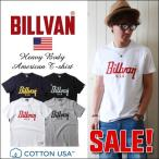 Tシャツ Billvan USA アメリカンスタンダード プリントTシャツ 0629 ビルバン メンズ アメカジ