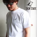 SIGN STATE ヘビーボディ Gulls  Tシャツ サインステート アメカジ サーフ メンズ アメカジ
