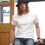 男性流行 - Tシャツ PRESTONSヘビータフCottonUSATシャツ 12カラー ユニセックス プレストンズ メンズ アメカジ
