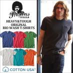 PRESTONSヘビー&タフ ピグメントウォッシュCottonUSAポケットTシャツ 7カラーユニセックス プレストンズ メンズ アメカジ