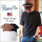 HOUSE OF BLUES ドロップショルダー ワイドシルエット鹿の子Tシャツ メンズ アメカジ