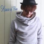 HOUSE OF BLUES ハウスオブブルース サカリバ生地 ボリュームネックニット メンズ アメカジ 送料無料