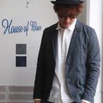 HOUSE OF BLUES ハウスオブブルース ウール混 2B テーラードジャケット メンズ アメカジ 送料無料