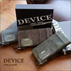 DEVICE ヴィンテージメタルプレート ラウンドジップ長財布/デバイス/ dpg60058 メンズ アメカジ 送料無料